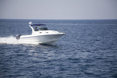 Speedboat Stock Photo