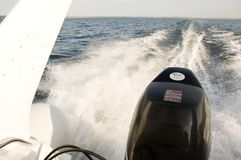 Speedboat 9 Royalty Free Stock Photos