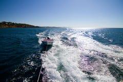 speedboat Foto de archivo