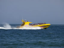 Speedboat Ride-Ocean City Maryland royalty free stock images