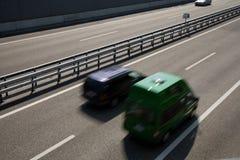 Speeders Stock Photography