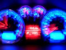 Speedfreak soñoliento Fotografía de archivo libre de regalías
