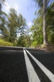 Speeding Royalty Free Stock Photography