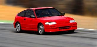 Speeding stock photography