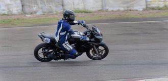 Speeding bick Stock Image