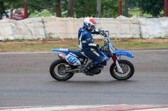 Speeding bick Royalty Free Stock Photos
