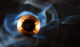 Speeding bullet Stock Photo