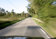 Speeding Car Stock Images