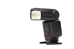Speedlight flash Royalty Free Stock Photo