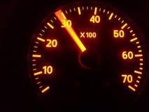 Speedmeter Royaltyfria Bilder