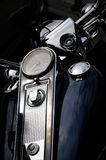 Speedmeter do velomotor Fotografia de Stock Royalty Free