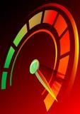 Speedometer Royalty Free Stock Image