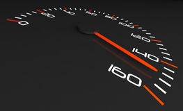 Speedometer Royalty Free Stock Images