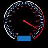 Speedometer Royalty Free Stock Photography