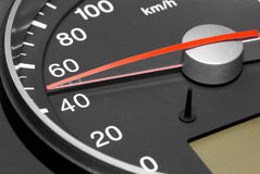 Speedometer. Stock Images