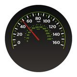 speedometer Royaltyfria Foton