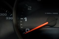 Speedometer Stock Image