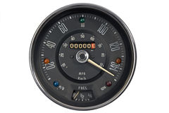 Speedometer Stock Photography