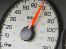 Speedometer royalty free stock photography