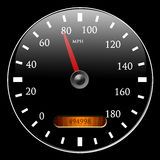 Speedometer stock illustrationer
