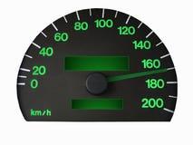 Speedometer_4 illustration libre de droits