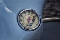 speedometer Photo libre de droits