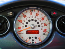 speedometer Royaltyfria Bilder