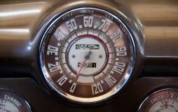 speedometer Στοκ φωτογραφίες με δικαίωμα ελεύθερης χρήσης