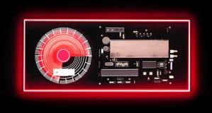 speedometer Photographie stock