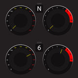 speedometer Photo stock