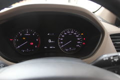 speedometer Photographie stock