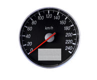 Free Speedometer Royalty Free Stock Photos - 9011808