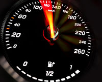 Speedometer Royalty Free Stock Image