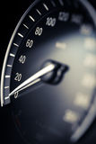 Speedometer detail Stock Image