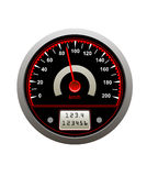 Speedometer icon Royalty Free Stock Photography