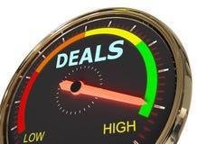 Measuring deals level royalty free illustration