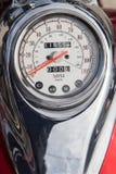 Speedometer motorcycle bike Royalty Free Stock Images