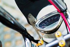 Speedometer motorcycle Stock Photography