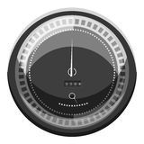 Speedometer to calculate speed icon Royalty Free Stock Image