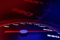 Speedometer2 Royalty Free Stock Photography