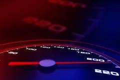 Speedometer2 Photographie stock libre de droits
