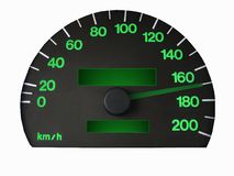 Free Speedometer_4 Royalty Free Stock Photography - 5165487