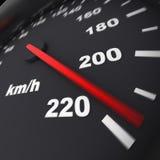 Speedometr Stock Photography