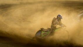 speedway Конкуренция ветеранов Стоковые Изображения
