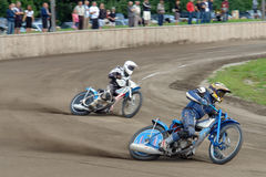 Speedway Royalty Free Stock Image