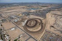 Speedway Stock Image