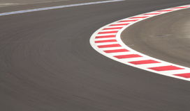 Speedway. For car on Grand Prix Formula 1 stock photography