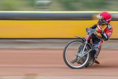 Speedway Championship 2012 Royalty Free Stock Photo