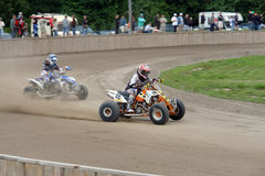 Speedway racing Royalty Free Stock Photos