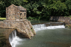 Speedwell Dam Royalty Free Stock Photo